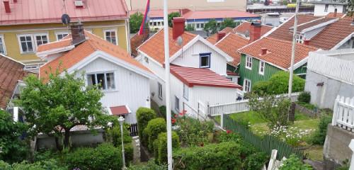 Lysekil (Schweden): Havets Hus Aquarium, Fjord & Fähre