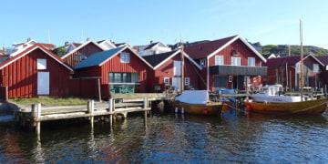 Schwedenrot: Woher kommt Falunrot (Falu rödfärg)?