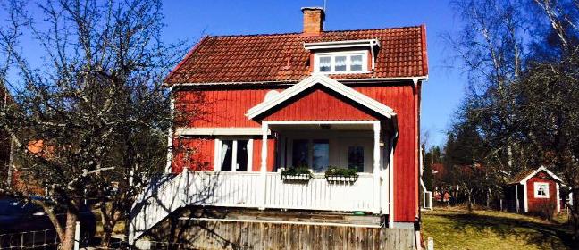 Södermanland: Ferienhaus in Högsjö