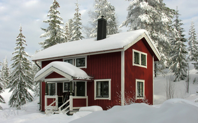 Wasalauf - Unterkunft in Dalarna