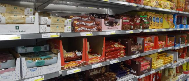 Lebensmittel aus Schweden