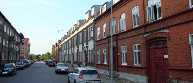 Ystad - Wallanders Mariagatan