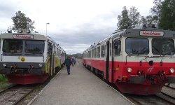 Schwedenbilder: Inlandsbahn