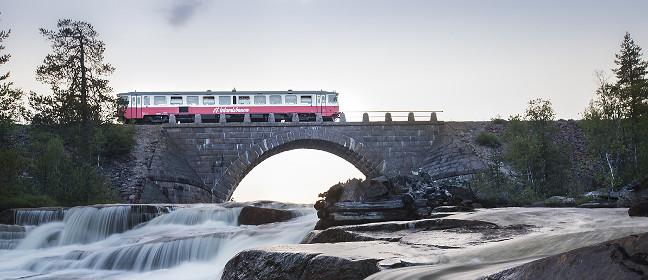 Schwedische Inlandsbahn