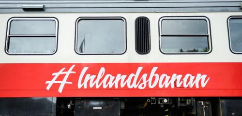 Inlandsbanan – Per Inlandsbahn durch Schweden reisen