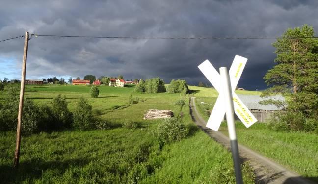 Inlandsbanan Bild: Jämtland