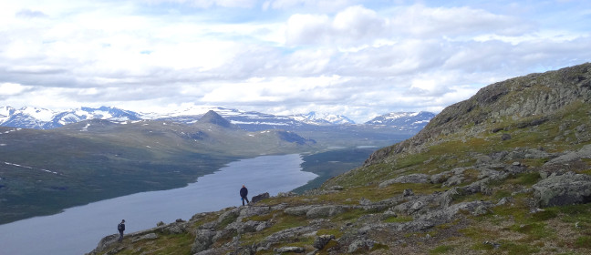 Akka-Massiv im Skanden Gebirge