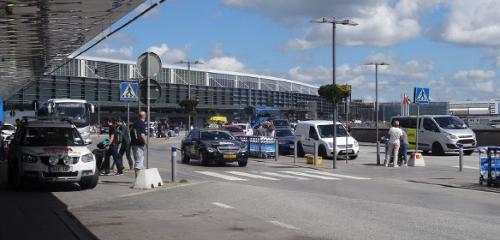 Arlanda-Express: Stockholm-Transfer mit Zug, Bus, Auto