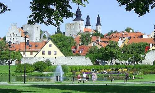 Gotland: Visby