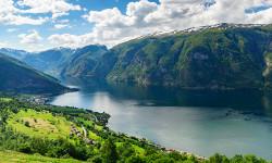 Skandinavien Rundreise: Fjorde