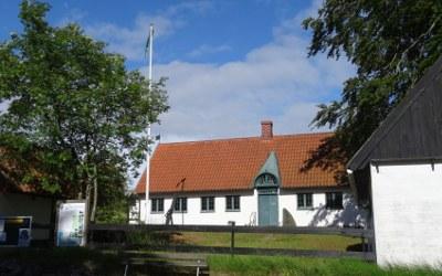 Schonen - Skåne: Bauernhaus
