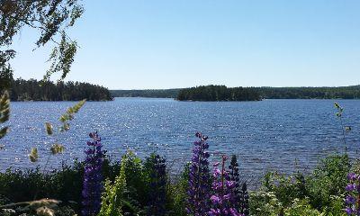 Schwedische Seen