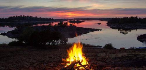 Västervik: Ferienhaus- & Camping-Urlaub in den Schären