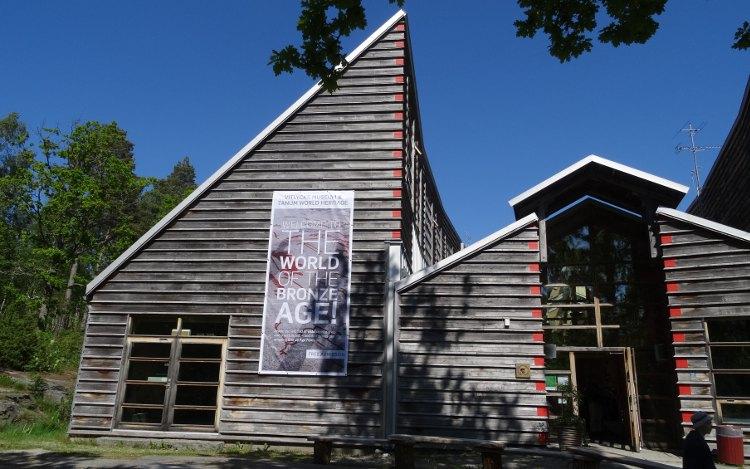 Tanumshede: Vitlycke Museum