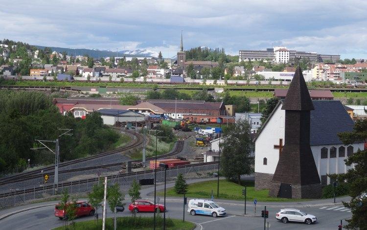 Erzbahn Narvik