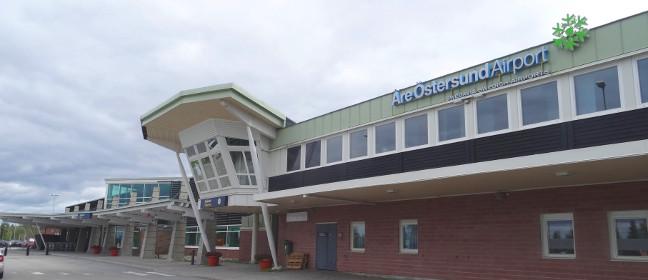 Östersund Flughafen