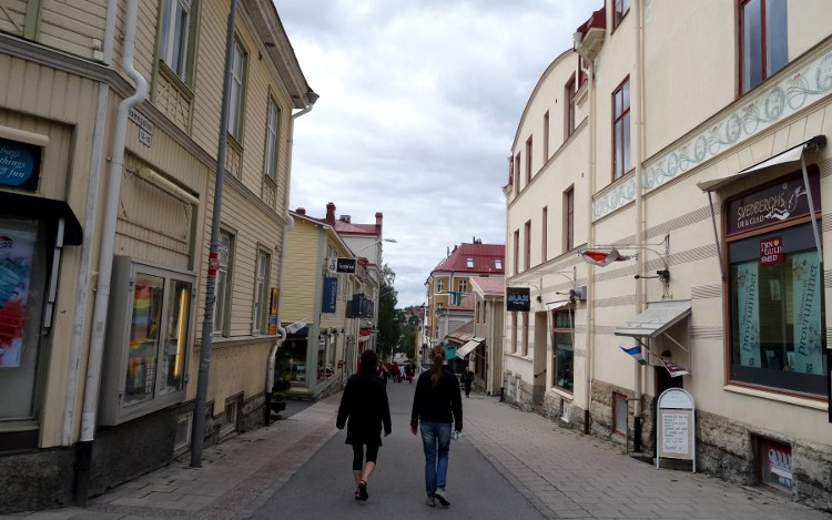 Mittelschweden: Östersund