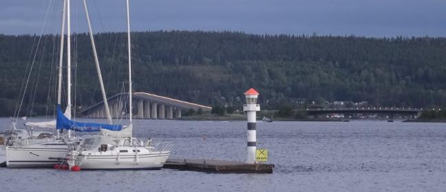 Östersund am Storsjön