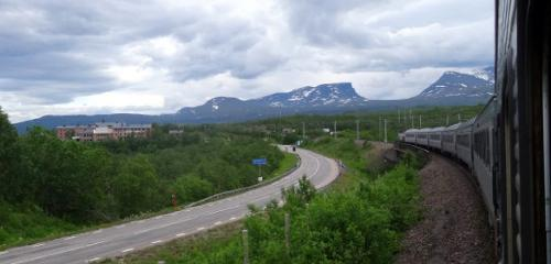 Erzbahn Narvik – Schweden (Ofotbahn/Malmbahn) – Tipps