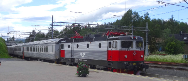 Ofotbahn (Ofotbanen)