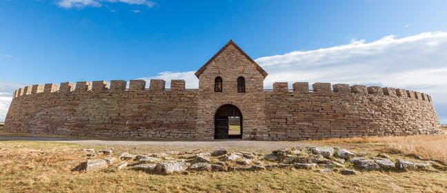 Öland: Burg Eketorp