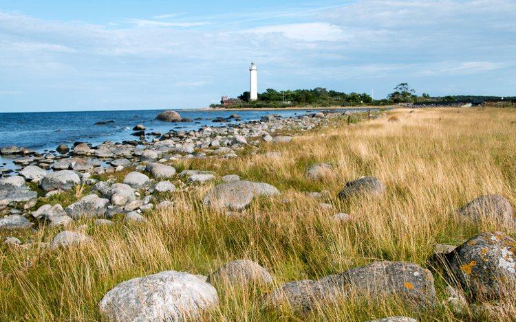 Insel Öland: Leuchtturm Långe Jan