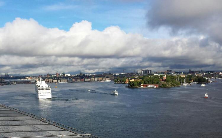 Ostsee Kreuzfahrt nach Stockholm in Schweden