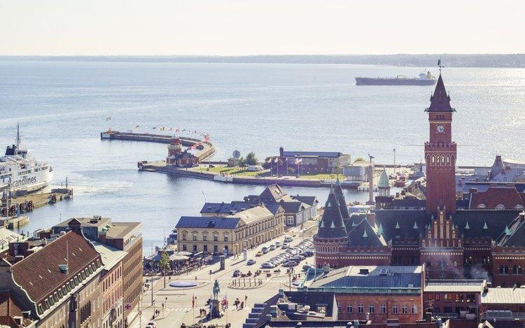 Helsingborg Fähre