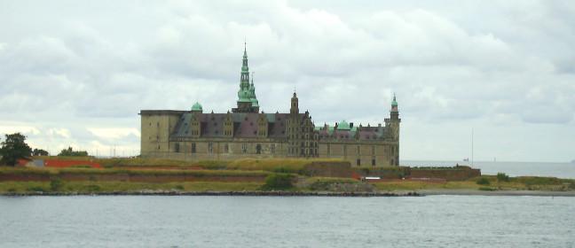Helsingør: Schloss Kronborg