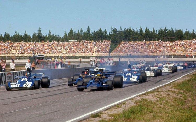 Anderstorp: frühere Formel 1 Rennstrecke
