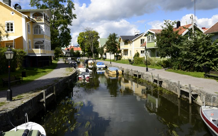Schwedentipp von Schweden: Trosa