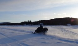 Lappland: Jukkasjärvi
