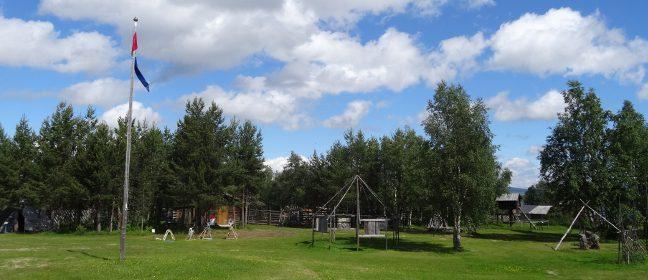 Jukkasjärvi: Sami-Museum