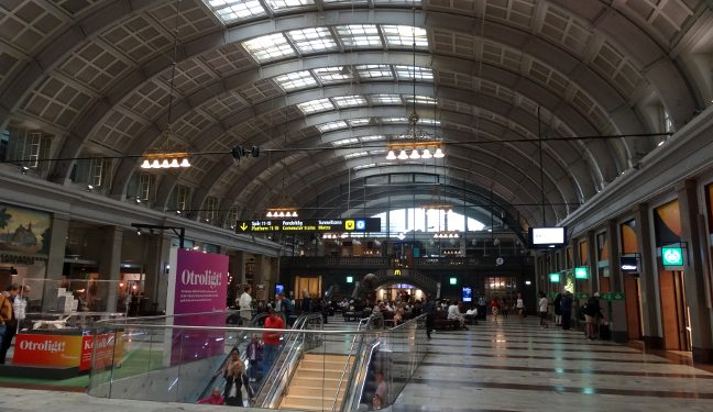 Stockholm Bild: Centralstation