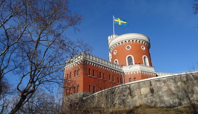 Stockholm Bild: Kastell