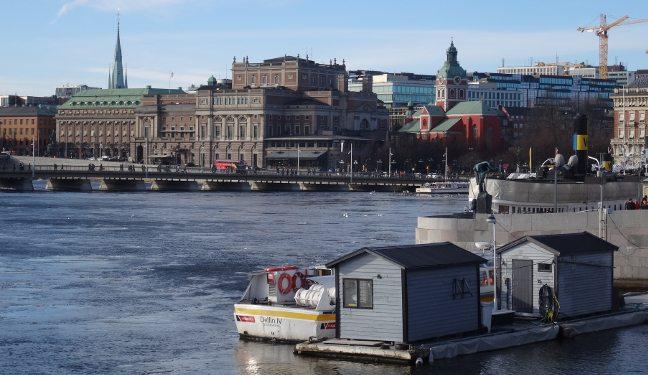 Stockholm Bild: Königliche Oper