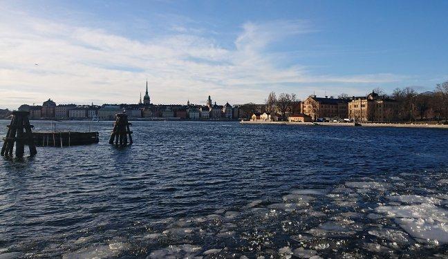 Stockholm Bild: Skeppsholmen
