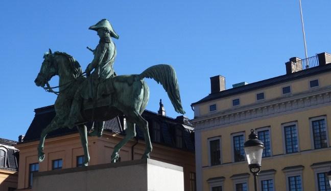 Stockholm Bild: Slottsbacken
