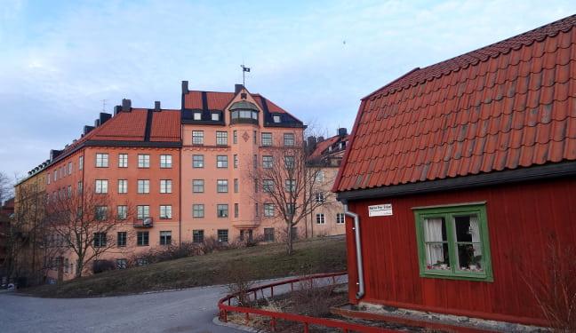 Stockholm Bild: SoFo