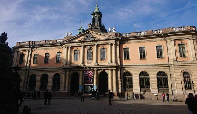 Stockholm Bild: Schwedische Akademie