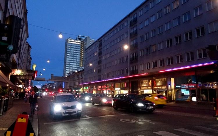 Stockholm (Södermalm): Götgatan