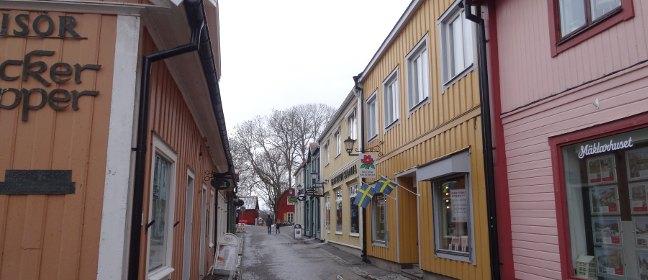 Sigtuna: Stora Gatan