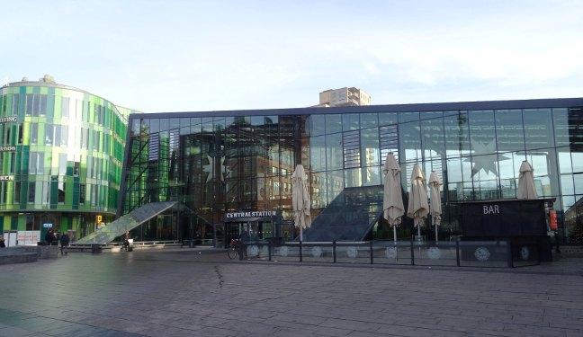 Malmö Bild: Bahnhof