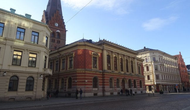 Malmö Bild: Östergatan