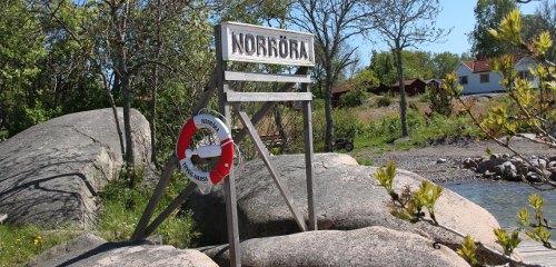 Saltkrokan (Norröra) erkunden: Ferien auf der Kräheninsel