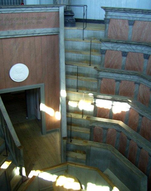 Uppsala Bild: Anatomisches Theater