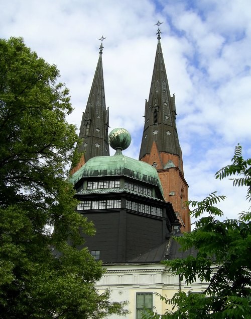 Uppsala Bild: Gustavianum