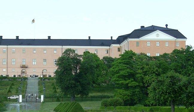 Uppsala Bild: Schloss