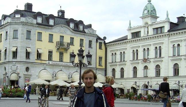 Uppsala Bild: Stora Torget