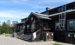 Schwedisch Lappland: Fjällstationen